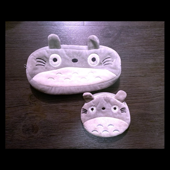 Hot Topic Handbags - 😻My Neighbor Totoro Pouch Set😻